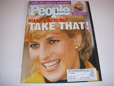 PEOPLE Magazine, November 4, 1995, PRINCESS DIANA'S REVENGE, DAVID FOLEY, 007!
