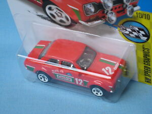 Hot-Wheels-1970-Ford-Escort-RS1600-Red-USA-issue-Castrol-Rally-BP-70mm-Toy