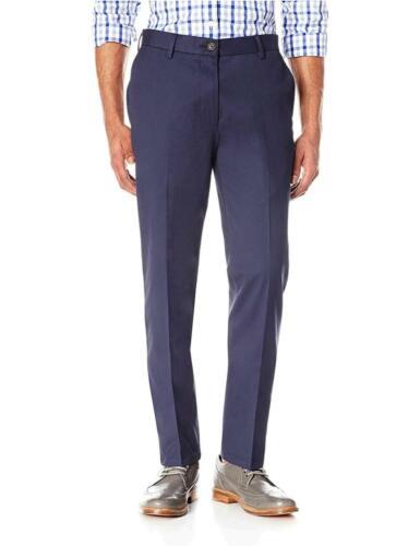 Goodthreads Men/'s Slim-Fit Wrinkle-Free Dress Chino Pant, Size 40W x 28L Navy