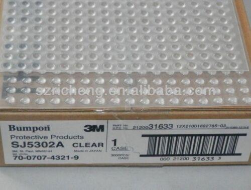 SJ5302A piedino ammortizzante 3M Bumpon  Bumpers