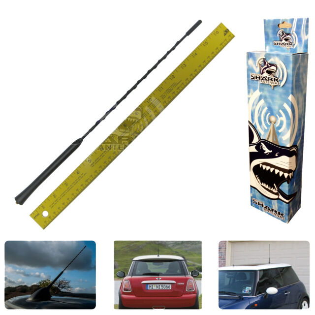 "OEM (16"" Inch) Replacement Antenna - 1999 thru 2001 Isuzu Vehicross Car AM FM"