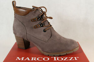 Details about Marco tozzi 25121 Women's Boots Ankle Boots Boots Boots Pepper New