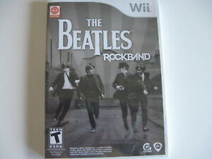 Amazon.com: Wii The Beatles: Rock Band Special Value ...