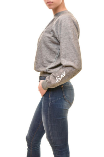 Size Whb190 Cadet Blue Wildfox Bcf83 Rrp Women's £136 Jr Sweater S Fqwg1x