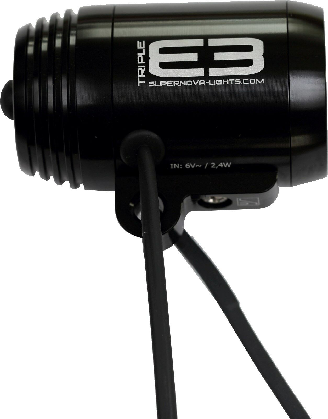 Supernova E3 Triplo Faretto in  black 800 Lumen  fair prices