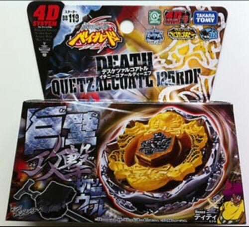 Takara Tomy Beyblade BB119 Death Quetzalcoatl