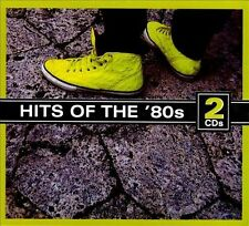Audio CD HITS OF THE 80S (2 CD Set) - Various (Original Artist re-recording) - F