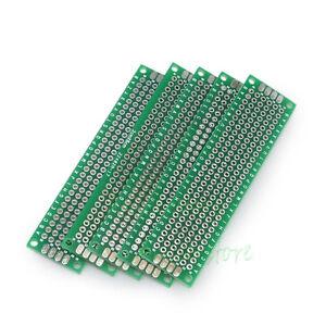 5pcs 20mm x 80mm prototype double side tin fiberglass pcb printed rh ebay com