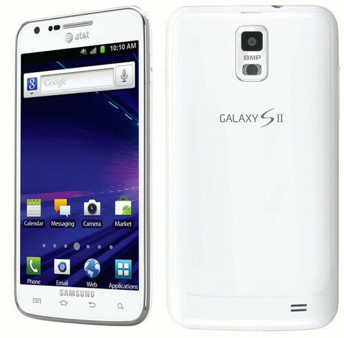 samsung galaxy s ii skyrocket sgh i727 16gb white at t rh ebay com Number Pad Samsung S2 Skyrocket samsung gear s2 manual at&t