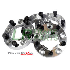 RANGE-ROVER-L322-NEW-TERRAFIRMA-30MM-WHEEL-SPACERS-SPACER-KIT-SET-OF-4-TF303
