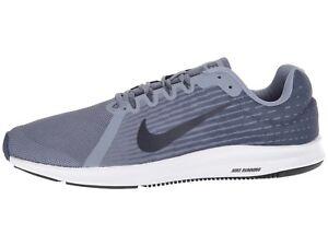 Nike Men s Downshifter 8 Running Shoes 908984 004 Grey Metallic Dark ... 28db1f207ec0f