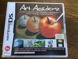 Art-Academy-Nintendo-DS-2010-very-good-cond