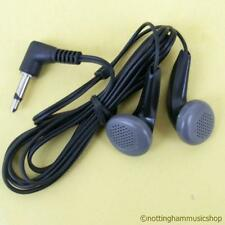 MONO EARPHONE FOR TUNER METRONOME OR METAL DETECTOR NEW