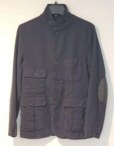 Woolrich Woolen Mills Upland Blazer. Navy Serge. M