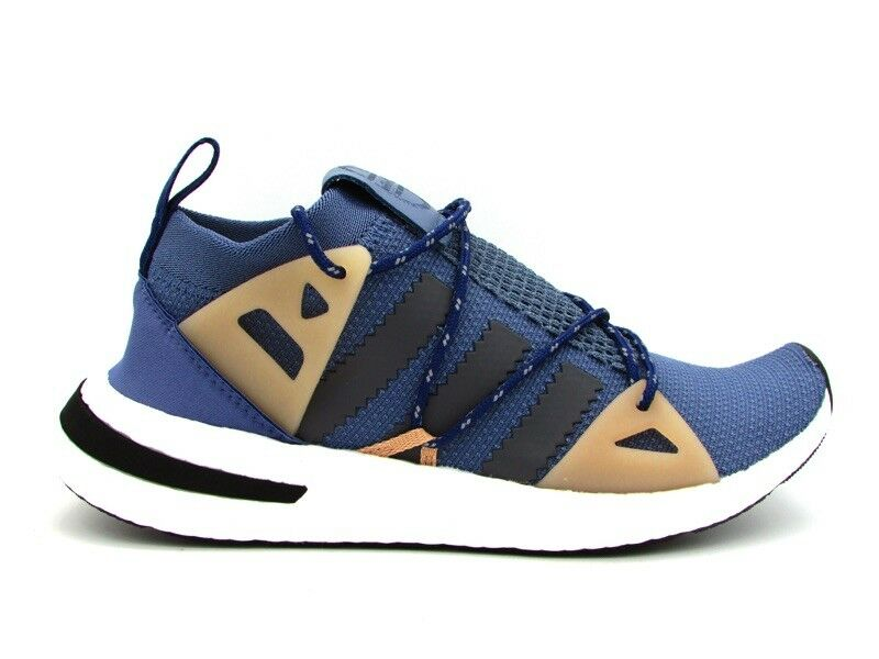 ADIDAS ARKYN W SNEAKERS BLUE BLUE GRAY WHITE DA9606 The most popular shoes for men and women