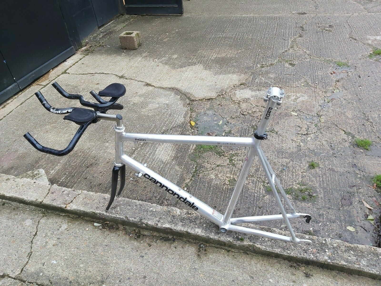 Cannondale R1000 59cm Bicycle Frameset