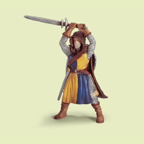 """/"""" Two-Handed Sword/"""" /""""bidenhänder/"""" 70051 Schleich-Chevalier-NEUF dans neuf dans sa boîte-Comme neuf dans boîte!!!"""