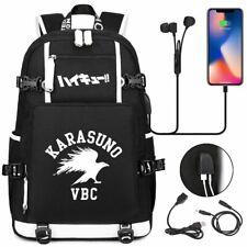 BEIN Death Note Anime Backpack Travel Laptop Backpack for School,Work,Travel Rucksack Bookbag Black School Bag