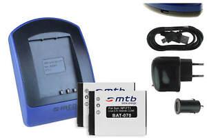 2x-Baterias-USB-Cargador-NP-FT1-para-Sony-Cyber-shot-DSC-L1-M1-M2-T1-T3