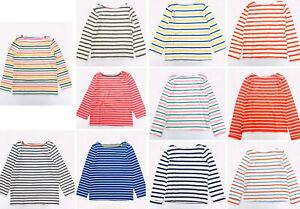 Girls-Breton-T-Shirt-Long-Sleeve-Stripe-Age-2-16-Years-NEW-EX-Boden-RRP-20
