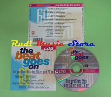 CD BEAT GOES ON CD 5 compilation 1997 BEACH BOYS HARPO RACEY (C21) no mc lp dvd