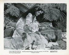 MARIA MONTEZ WHITE SAVAGE 1943 VINTAGE PHOTO N°3