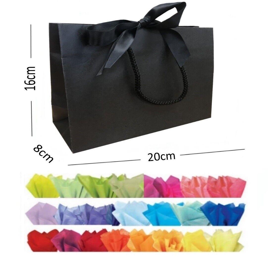 Boutique Magasin Attache Ruban Sac & Cadeau Poignée Corde Fêtes & Sac Tissu Emballage a585da