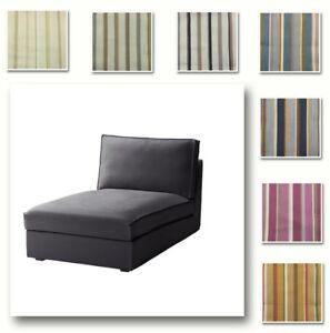 Image Is Loading Custom Made Cover Fits Ikea Kivik Chaise Lounge