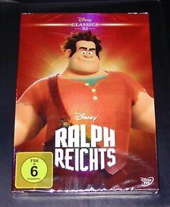 Ralph Reichts Disney Classics 52 Walt DVD Dans Boîte de Rangement Neuf & Ovp