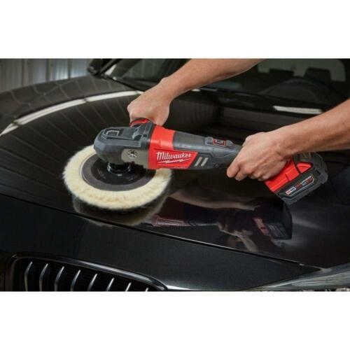 New Milwaukee 2738-20 M18 FUEL 7 in Tool Only Variable Speed Polisher