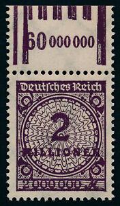 DR-1923-315-A-W-b-OR-tadellos-postfrisch-Befund-Weinbuch-Mi-240