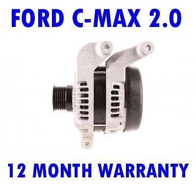 FORD C-MAX 2.0 MPV 2007 2008 2009 2010 2011 2012-2015 ALTERNATOR
