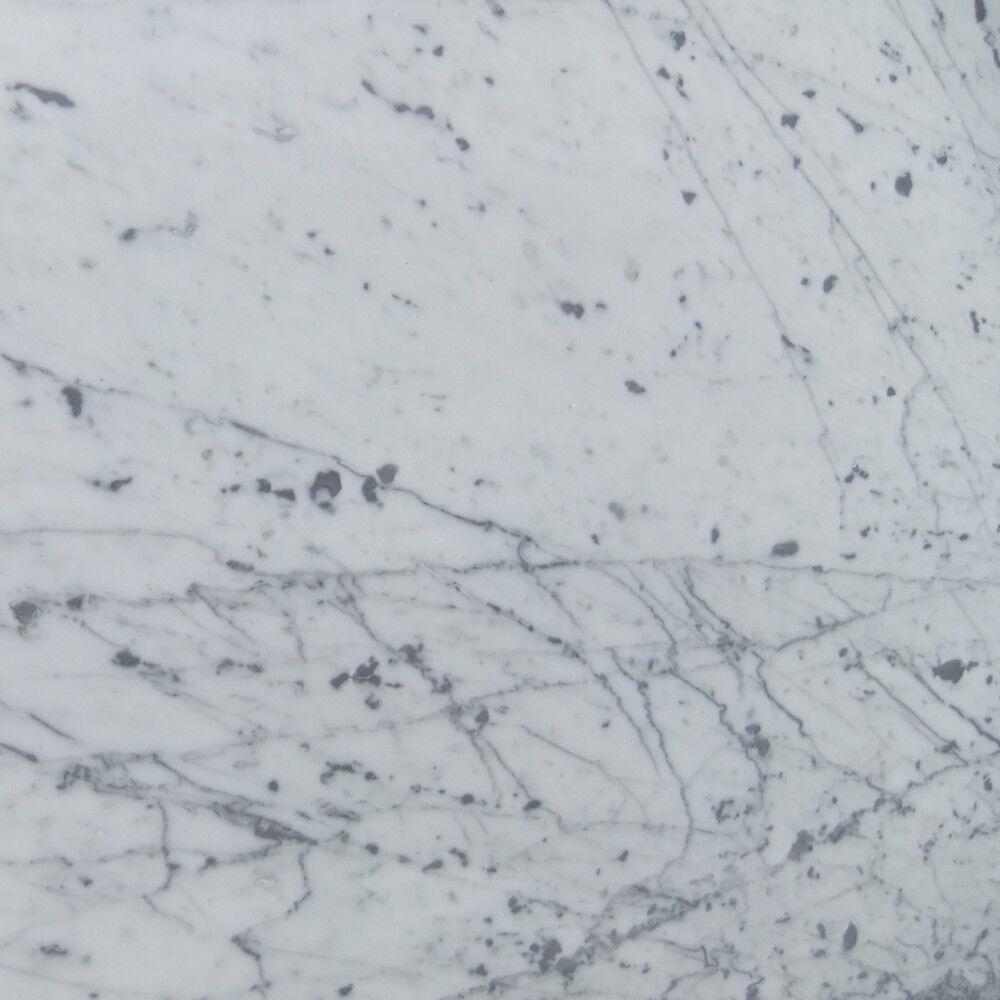 Marmor Fensterbank weisser Bianco Carrara 125x20x2cm