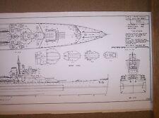 HMS  KING GEORGE V ship boat model boat plan
