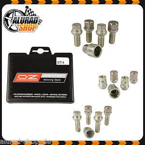 Radschrauben-Felgenschloss-viele-Groessen-M14x1-5-M12x1-5-M12x1-25-M14x1-25
