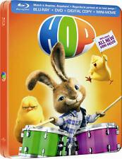 Hop  Blu-ray + DVD  SteelBook
