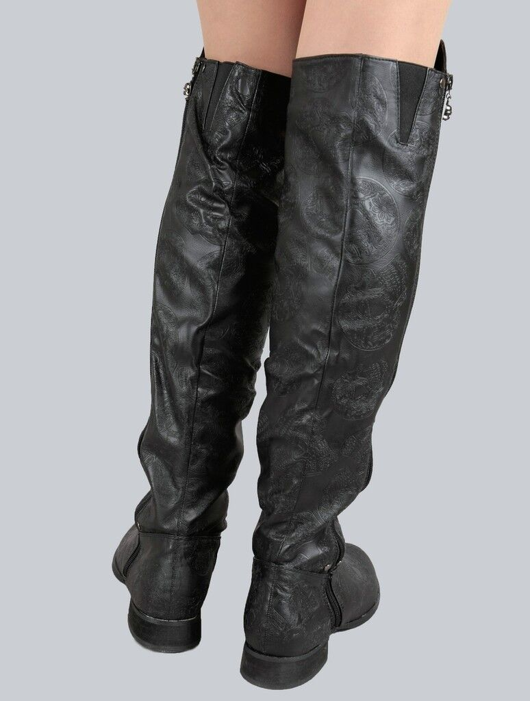 Iron Fist Schuhe 37 - Stiefel/Boots