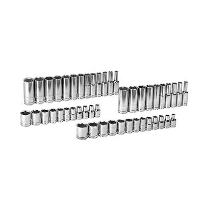 """Gearwrench 80314D 47 piece Master Socket Assembly Set 1/4"""" Drive"""