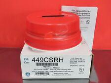New Esl 449csrh Photo Heat Detector Head