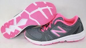 promo code 6a78a 540de Image is loading NEW-Womens-NEW-BALANCE-577-KM3-Grey-Pink-