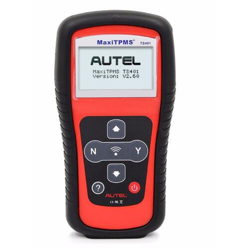 Autel MaxiTPMS TS401 TPMS Diagnostic /& Service Scan Tool Tyre Sensor Pressure
