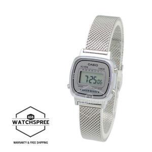 4525308ed16 Image is loading Casio-Ladies-039-Standard-Digital-Vintage-Watch-LA670WEM-