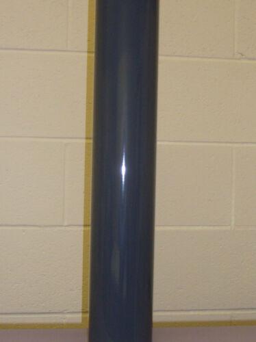 MATT BLACK SELF ADHESIVE VINYL- STICKY BACK PLASTIC  610mm x 1mtr