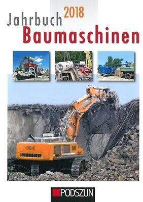 Sachbücher Business & Industrie VertrauenswüRdig Jahrbuch 2018 Baumaschinen Menck&hambrock/haulpak/menck/liebherr/jahr-buch