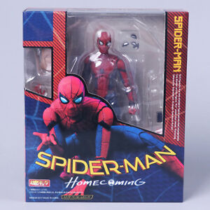 Spider-Man-Homecoming-Spiderman-Super-Hero-PVC-Action-Figure-Model-Kids-Gift-Toy