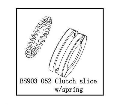 Redcat Racing Clutch Shoe w/Spring Aftershock Earthquake Caldera BS903-052