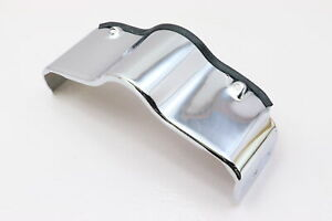 08-Harley-Electra-Glide-FLHTCU-Fairing-Lower-Fork-Cover-CHROME