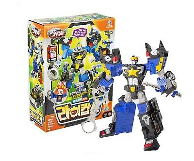 "HELLO CARBOT /""Crane/"" Transformation Action Figure Robot Toy"