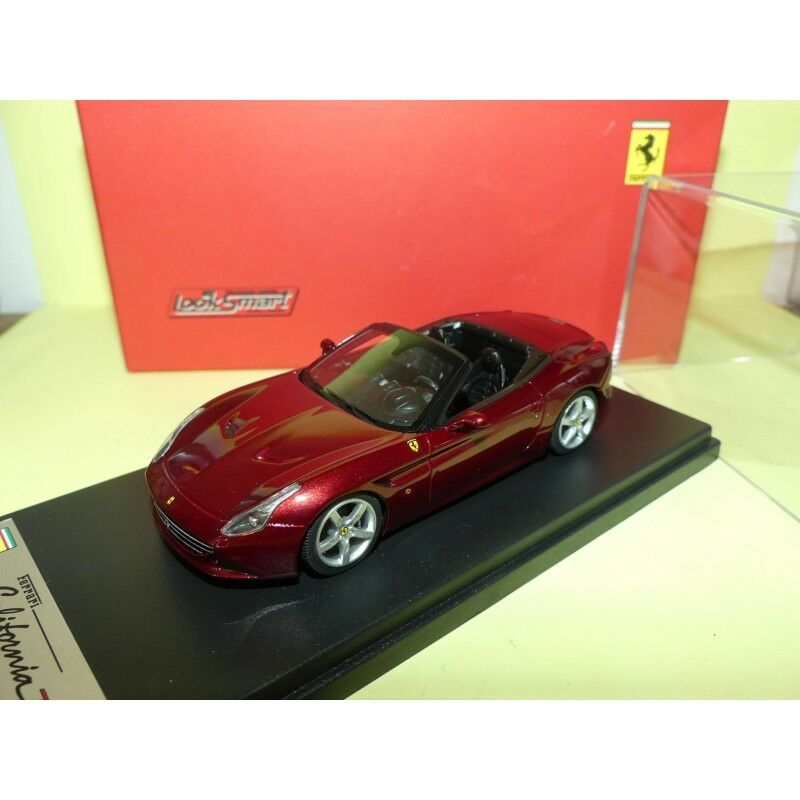 FERRARI CALIFORNIA T SPIDER red LOOKSMART LS434A 1 43