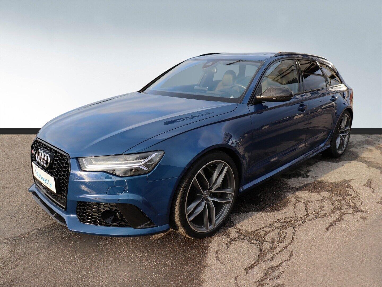 Audi RS6 4,0 TFSi performance Avant quattro 5d - 6.995 kr.
